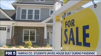 Fairfax County students unveil house built during pandemic