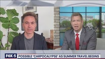 Possible 'carpocalypse' as summer travel begins