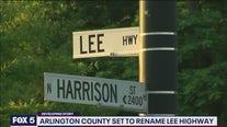 Arlington County plans to rename Lee Highway