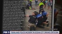 Ocean City police under fire after video of violent arrest surfaces