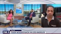 Charles Latibeaudiere talks Tiger Woods comeback