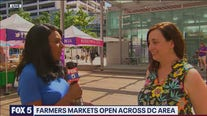 Weekly Rosslyn farmer's market has much to offer