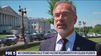 Maryland Congressman calls for end to vaccine requirements for college students