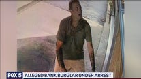 Virginia man arrested for breaking into bank through roof