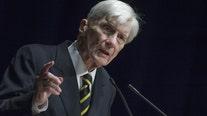 Former Senator John Warner remembered at funeral service in DC