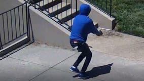 Southwest DC gunman caught on camera