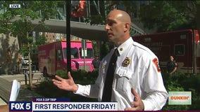 FOX 5 Zip Trip Ballston: First Responder Friday