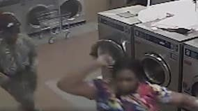 Video: Suspects in attack on transgender woman at a DC laundromat caught on camera