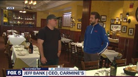 Carmine's in DC set to reopen following COVID-19 closure