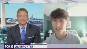 FOX 5 Zip Trip Frederick: Junior Reporter