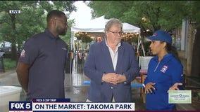 FOX 5 Zip Trip Takoma Park: On the Market