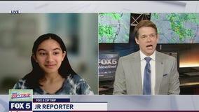FOX 5 Zip Trip Takoma Park: Junior Reporter