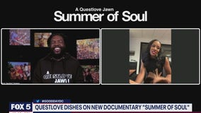 """Questlove's new documentary """"Summer of Soul"""""""