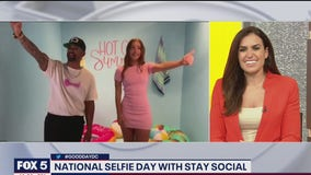 Stay Social teaches you how to take the perfect selfie