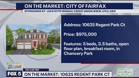 FOX 5 Zip Trip City of Fairfax: On the Market