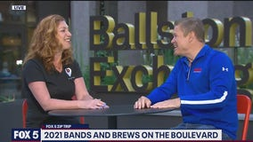 FOX 5 Zip Trip Ballston: Bands and Brews on the Boulevard