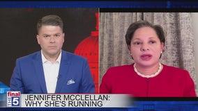 Virginia Governor race - Sen. Jenn McClellan