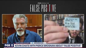 Pierce Brosnan talks to Kevin McCarthy about his new film
