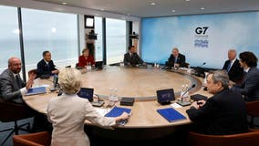 G-7 Summit: Biden, world leaders pledge 1B donated COVID-19 vaccines