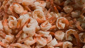 Salmonella outbreak linked to frozen cooked shrimp, CDC says