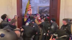 Capitol Police recommend discipline against six officers for Jan. 6th conduct