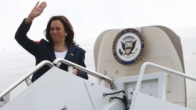 Harris to make 1st visit to US-Mexico border Friday