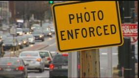 DC installs new speed, red-light cameras