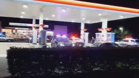Juvenile injured after shots fired at car in Maryland