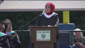 Fairfax County school board member graduation speech alarming some parents