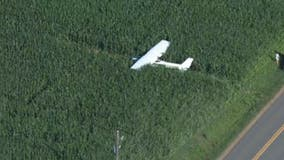 Small plane forced to make emergency landing in Fauquier County