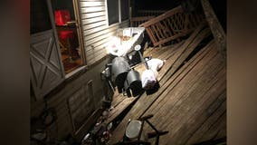 6 people transported to hospital after Germantown deck collapse
