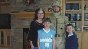 Military widow gives hope during PTSD Awareness Month