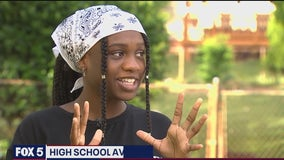 Magruder student using special pilot program to reach the skies