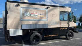 Stolen food truck located in Charles County; no suspects in custody