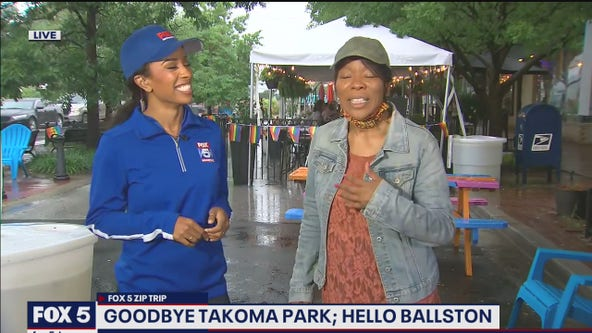 FOX 5 Zip Trip Takoma Park: Goodbye from Takoma Park!