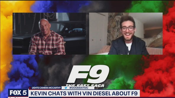 Vin Diesel shares what fans can expect from F9