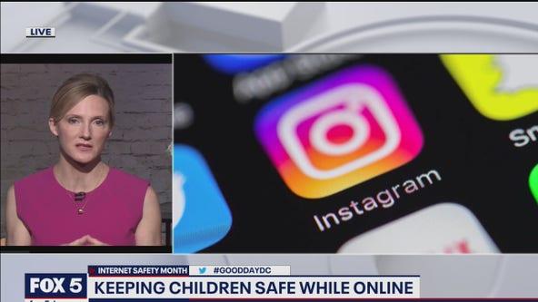 Keeping kids safe online during Internet Safety Month