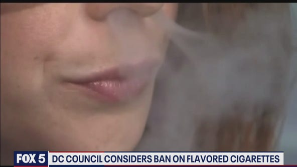DC councilmembers mull amendment to flavored tobacco ban
