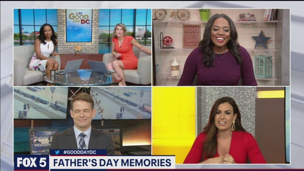 FOX 5's Jeannette Reyes shares memories with her late father