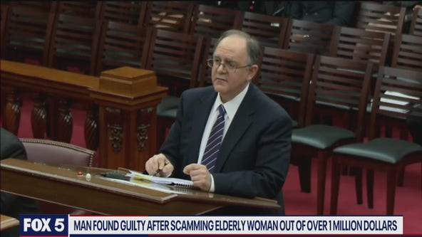 Swindler found guilty of scamming elderly woman out of 1 million dollars