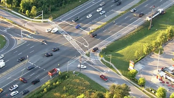 1 dead after collision involving vehicle, tractor trailer in Brandywine