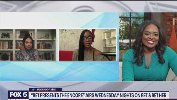 Kiely Williams and Pamela Long talk BET Presents The Encore