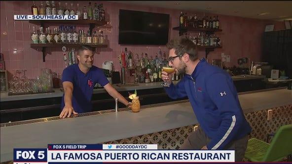FOX 5 FIELD TRIP: La Famosa Puerto Rican restaurant