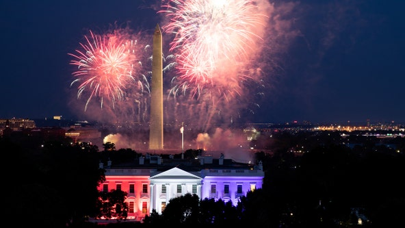 DC road and site closures ahead of Fourth of July holiday celebrations