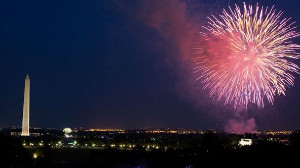 DC Mayor Bowser says District welcoming visitors celebrating Fourth of July