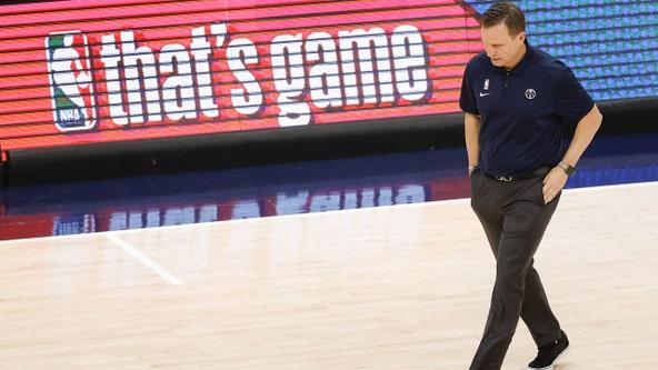 Washington Wizards part ways with coach Scott Brooks, ESPN reports
