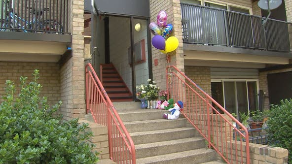 Herndon neighbors mourn loss of mother, 2 children allegedly killed by man who jumped to his death