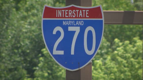 Interstate-270 toll lane project in Maryland suffers major setback