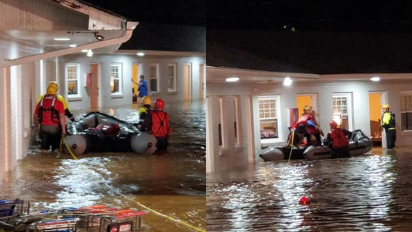 20 Culpeper County families displaced after heavy flooding