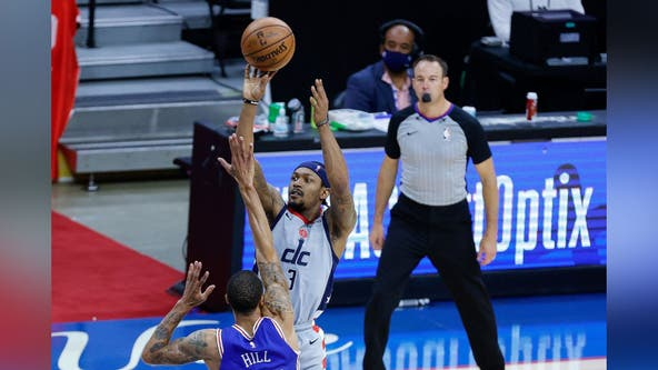 Wizards eliminated from playoffs after stumbling against 76ers 129-112